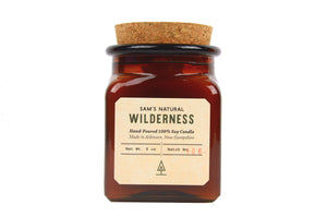 Wilderness Soy Candle