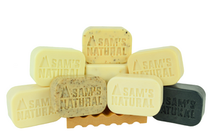 Mix and Match Soap - Sams Natural (12)