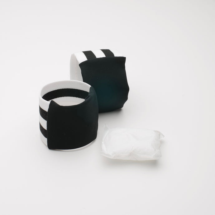 Cooling Cuffs for Wrist Cooling