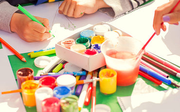 10 Reasons To Craft With Your Kids