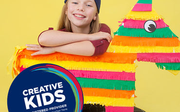 Use your NSW Creative Kids Voucher at Craft Nation!