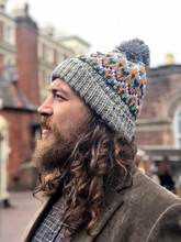 Load image into Gallery viewer, Nordic Bobble Beanie Hat