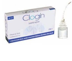 CLOGIN LAVANDA VAGINALE 5 FLACONI DA 100 ML + 5 CANNULE VAGINALI MONOUSO