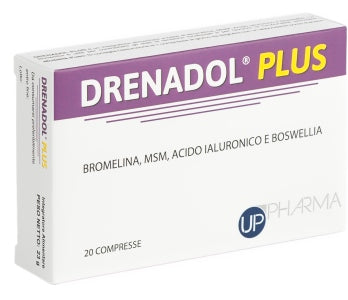 DRENADOL PLUS 20 COMPRESSE