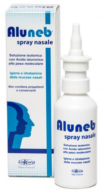 ALUNEB SOLUZIONE ISOTONICA SPRAY NASALE 50 ML