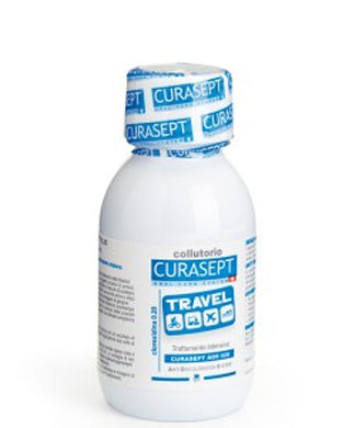 CURASEPT COLLUTORIO 0,20 ADS TRAVEL 100 ML