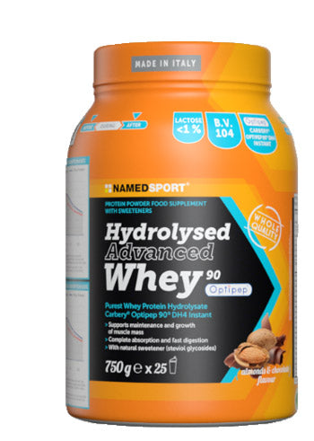 HYDROLYSED ADVANCED WHEY CHOCO ALMOND 750 G