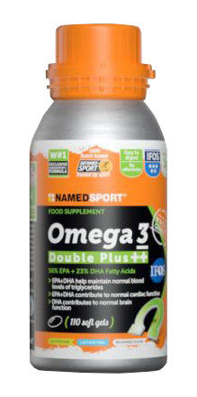 OMEGA 3 DOUBLE PLUS++ 110 SOFT GEL