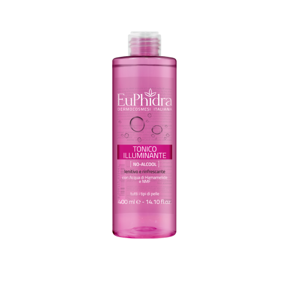 EUPHIDRA TONICO ILLUMINANTE 400 ML