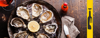 Oysters: When compulsive shucking leads to……….early nights or a trip to A&E.