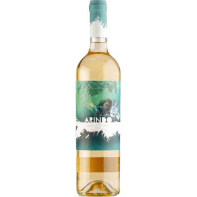 Bottle of Verdejo white wine from Rueda Spain