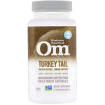 Organic Mushroom Nutrition, Turkey Tail, 667 mg, 90 Vegetarian Capsules - The Supplement Shop