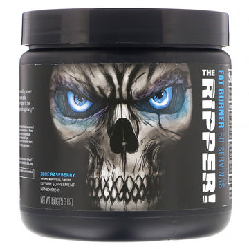 JNX Sports, The Ripper, Fat Burner, Blue Raspberry, 5.3 oz (150 g)