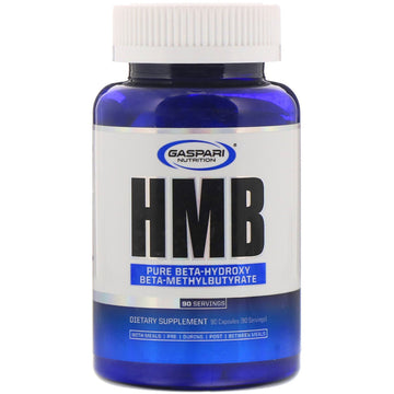 SALE Gaspari Nutrition, HMB, 1,000 mg, 90 Capsules