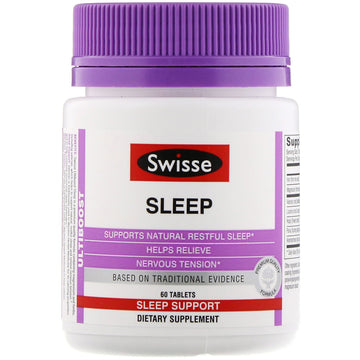 Swisse, Ultiboost, Sleep, 60 Tablets