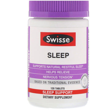 Swisse, Ultiboost, Sleep, 120 Tablets