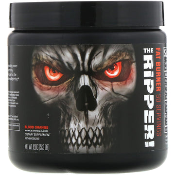 JNX Sports, The Ripper, Fat Burner, Blood Orange, 5.3 oz (150 g)