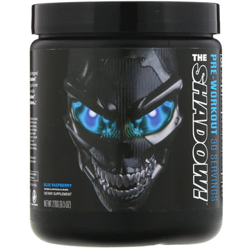 JNX Sports, The Shadow, Pre-Workout, Blue Raspberry, 9.5 oz (270 g)