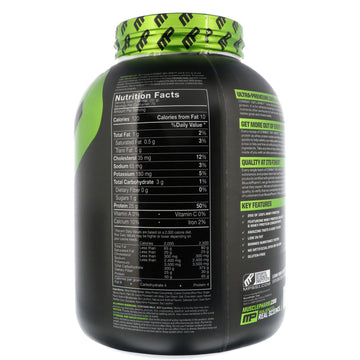 MusclePharm, Combat 100% Whey Protein, Cookies 'n' Cream, 5 lbs (2269 g)