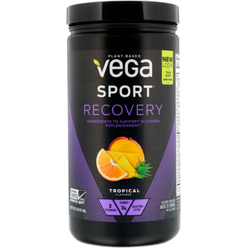 Vega, Sport, Recovery, Tropical, 1.2 lbs (540 g)