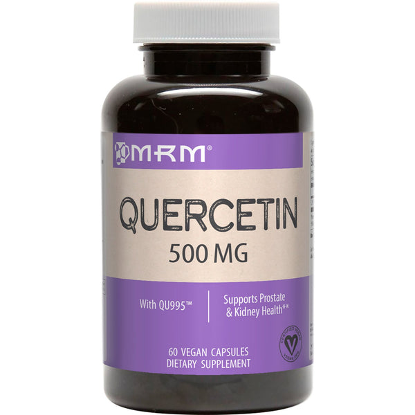 MRM, Quercetin, 500 mg, 60 Vegan Capsules - The Supplement Shop