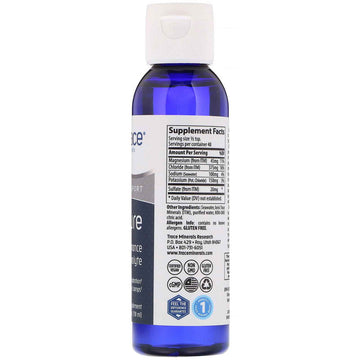 Trace Minerals Research, Endure, Performance Electrolyte, 4 fl oz (118 ml)