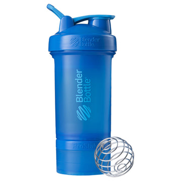 Blender Bottle, BlenderBottle, ProStak, Cyan, 22 oz