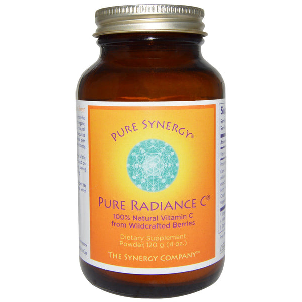 The Synergy Company, Pure Radiance C, Powder, 4 oz (120 g)
