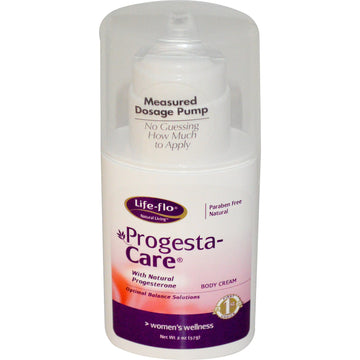Life-flo, Progesta-Care, Body Cream, 2 oz (57 g)