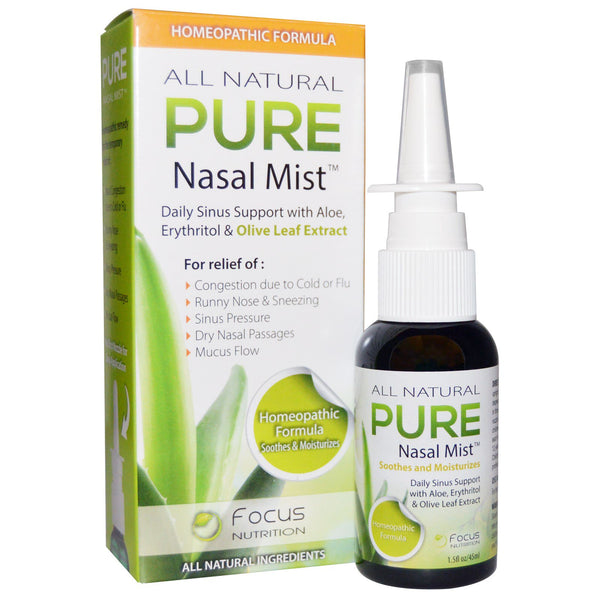 Xyloburst, Pure Nasal Mist, 1.5 fl oz (45 ml) - The Supplement Shop