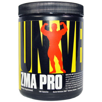 Universal Nutrition, ZMA Pro, 180 Capsules