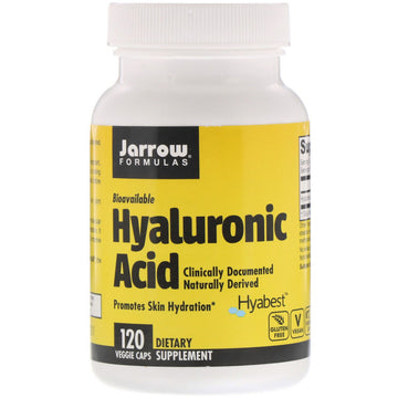 Jarrow Formulas, Hyaluronic Acid, 50 mg, 120 Veggie Caps