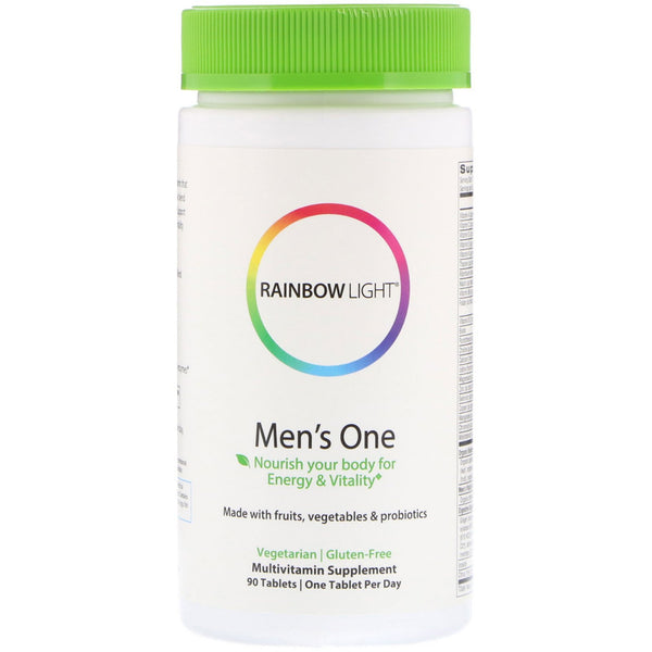 Rainbow Light, Men's One, 90 Tablets - The Supplement Shop