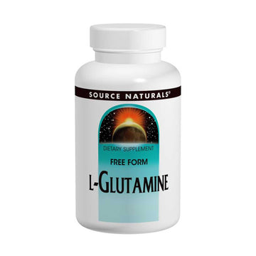 Source Naturals, L-Glutamine, Free-Form Powder, 3.53 oz (100 g)