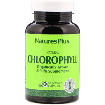 Nature's Plus, Natural Chlorophyll, 90 Vegetarian Capsules