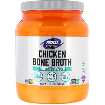 Now Foods, Chicken Bone Broth, 1.2 lbs (544 g)