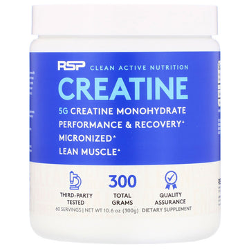 RSP Nutrition, Creatine , 10.6 oz (300 g)