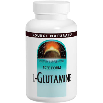 Source Naturals, L-Glutamine, 500 mg, 100 Tablets