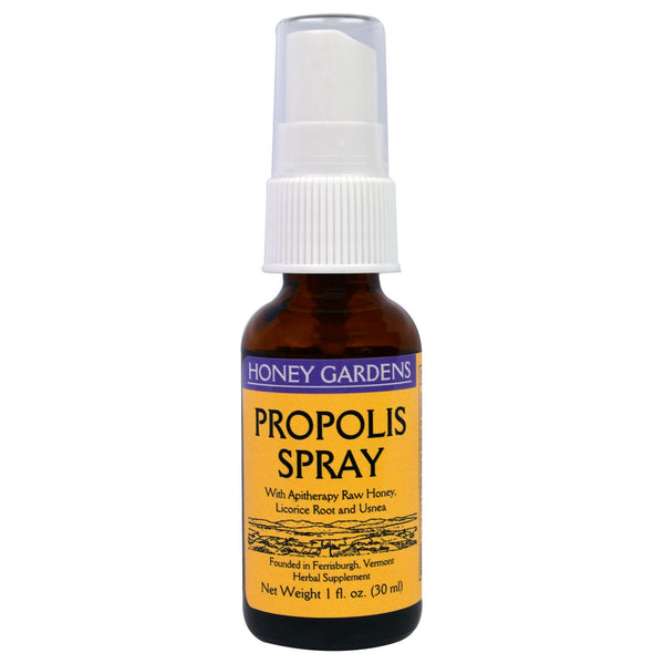 Honey Gardens, Propolis Spray, 1 fl oz (30 ml)