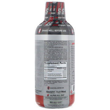 ProSupps, Dr. Jekyll, Pump, Stimulant-Free, Cherry Popsicle, 15.2 oz (450 ml)