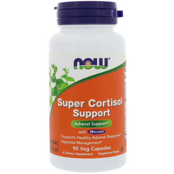Now Foods, Super Cortisol Support, 90 Veg Capsules