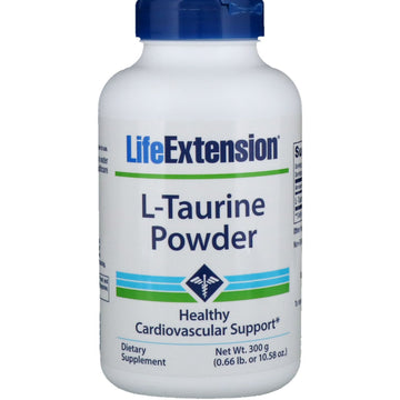 Life Extension, L-Taurine Powder, 10.58 oz (300 g)