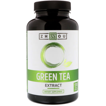 Zhou Nutrition, Green Tea Extract, 120 Veggie Capsules