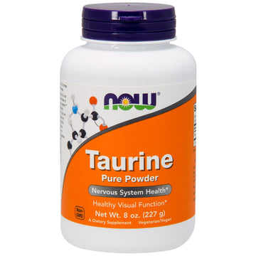 Now Foods, Taurine Pure Powder, 8 oz (227 g)