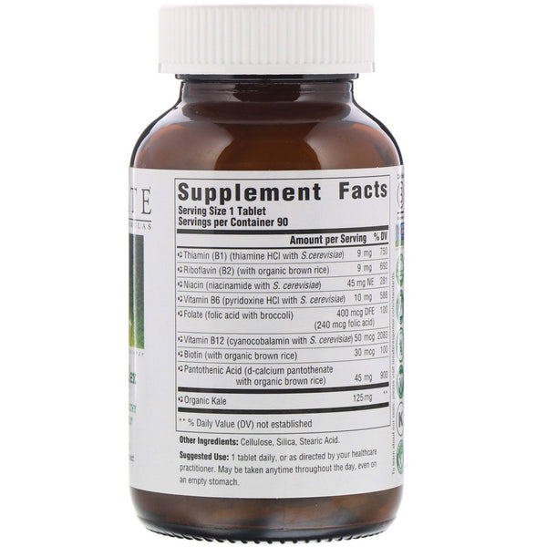Innate Response Formulas, B Complex, 90 Tablets - The Supplement Shop