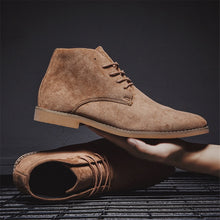 Load image into Gallery viewer, Marc Suede Semi Boot
