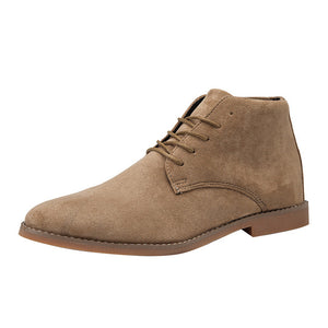 Marc Suede Semi Boot