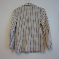 Brown/ beige 90s casual jacket