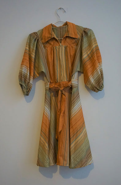 70s Golden Hour Dress
