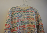 Floral Laura Ashley Jumper